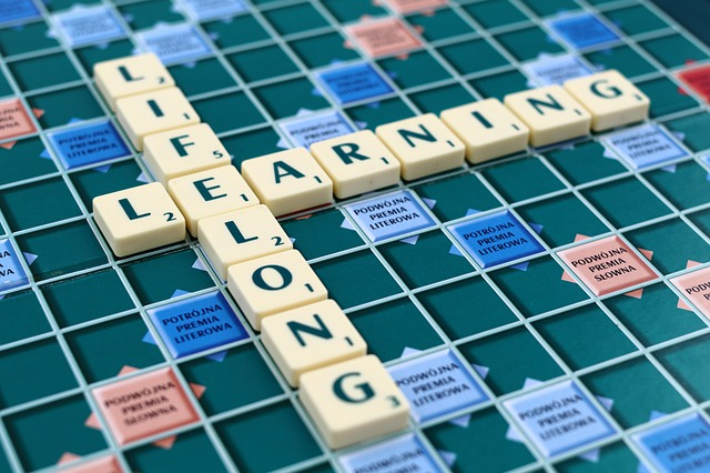 Educational games can be used in the classroom