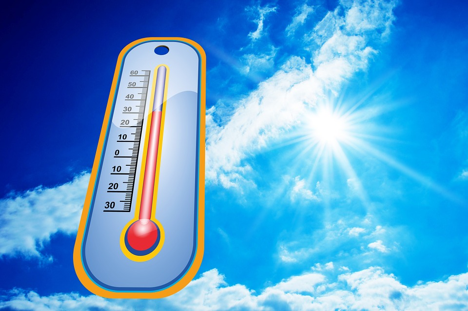Young Children and the Dangers of Heat: Preventing Heat Illness